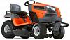 Садовый трактор - газонокосилка Husqvarna YTH 184T (USA, Kawasaki, 603 см3, гидростатика, боковой выброс, ширина кошения 107 см., 214 кг.)