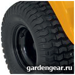 Садовый трактор PartonPA20H42LT увеличенные заднипе колеса