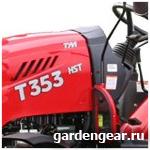 Многофункциональный трактор TYM T353