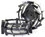 Грунтозацепы Мобил К 500х200 для МКМ/МБ (диаметр 500 мм, ширина 200 мм, посадочный диам. 30 мм)